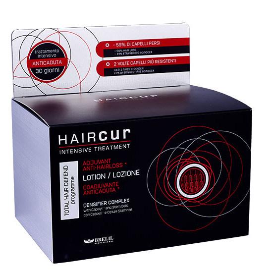 Купить BRELIL professional Лосьон против выпадения волос, на основе стволовых клеток малины и комплекса Capixyl / HairCur 10*6 мл