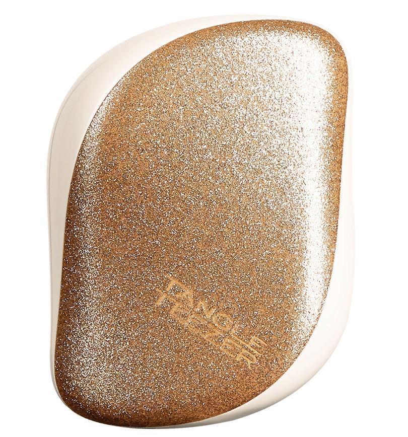 TANGLE TEEZER Расческа для волос / Compact Styler Gold Starlight.