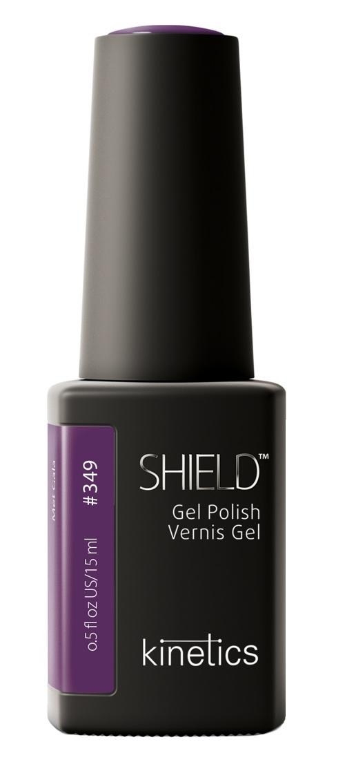 Купить KINETICS 349N гель-лак для ногтей / SHIELD 15 мл, Фиолетовые