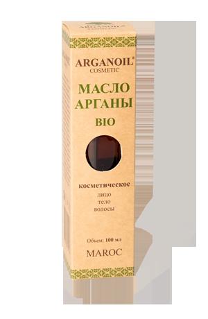 ARGANOIL Масло-спрей Арганы косметическое 100млМасла<br>Масло арганы   одно из самых дорогих, редких и ценных масел в мире. Одно взрослое дерево дает 6- 8 кг плодов. Из 100 кг. плодов можно получить около 5 кг. косточек, из которых выжимается около 1-2 литров масла. То есть для получения 1 литра масла арганы нужно собрать урожай с 6-7 деревьев! По времени на получение одного литра масла уходит более 1,5 дня работы женщин, потому что весь процесс приготовления масла происходит вручную и очень трудоемок. Способы применения Масла Арганы: ДЛЯ ЛИЦА.&amp;nbsp; Идеально подходит женщинам и мужчинам всех возрастов, а так же детям, так как это 100% натуральный гипоаллергенный продукт. Масло Арганы применяют с древних времён для разных типов кожи: нормальной, сухой, жирной, чувствительной. Оно питает, увлажняет, лечит, поддерживает в тонусе и защищает кожу. Уникальное сочетание активных элементов содержащихся в масле, подарит Вам красивую и здоровую кожу. Идеально подходит для повседневного использования: в первой половине дня в качестве основы под макияж, вечером для питания и регенерации кожи. Наносится на очищенную кожу лица, шеи и декольте, массирующими круговыми движениями небольшое количество масла до полного впитывания, вместо крема или под крем. В качестве Маски оставляем на 10-15 мин. Используется в салоне для процедур по коррекции различных косметических недостатков кожи и Массажа лица.&amp;nbsp; Расход масла:&amp;nbsp;лицо   2-5 мл. ДЛЯ ВОЛОС Применяется, чтобы восстановить блеск и мягкость безжизненных волос, устранить их ломкость и выпадение. Масло Арганы отлично питает и увлажняет волосы и кожу головы, снимает раздражение, выравнивает структуру и стимулирует рост волос. Этот природный антиоксидант защитит от свободных радикалов и других вредных факторов окружающей среды. Маска для кожи головы и волос   5 мл. масла нанести на корни и кожу головы втирая массирующими круговыми движениями, ещё 1-2 мл. распределить по всей длине волос. Для усиления действия накрыть г