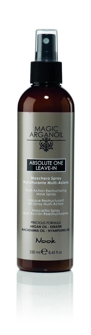 NOOK Маска-спрей концентрированная восстанавливающая Магия Арганы / MAGIC ARGANOIL 250 мл