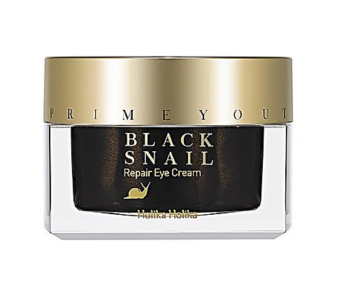HOLIKA HOLIKA Крем восстанавливающий для глаз, с экстрактом черной улитки Прайм Йос Блэк Снэйл / Prime Youth Black Snail Repair Eye Cream 30мл