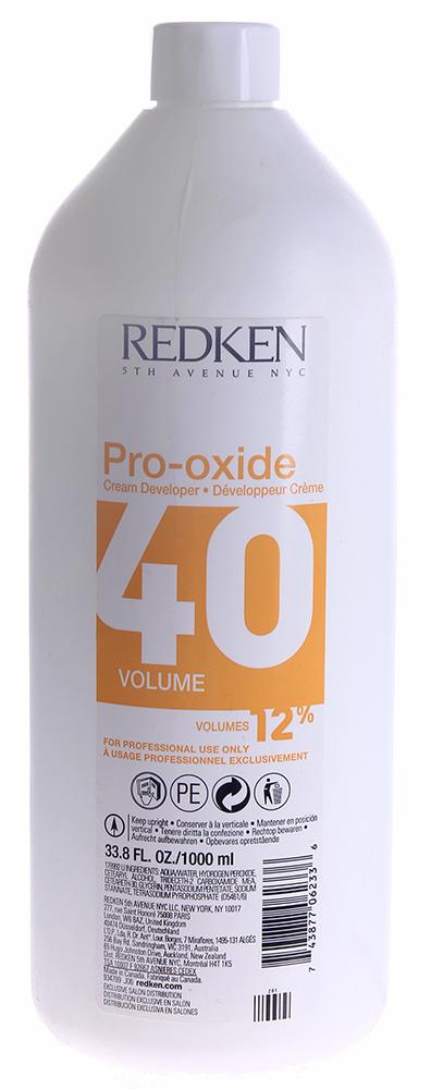 REDKEN ����-���������� 12% (40vol) / PRO-OXYDE 1000��