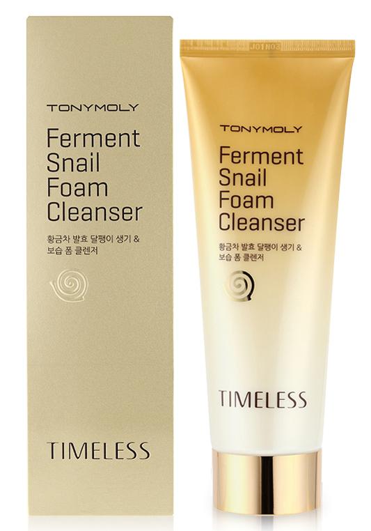 TONYMOLY Пена для умывания / Timeless Ferment Snail Foam Cleanser 150 мл
