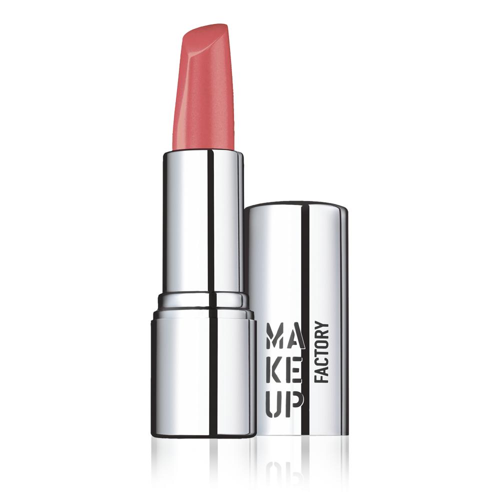 MAKE UP FACTORY Помада кремовая для губ, 245 летний розовый / Lip Color 4 г