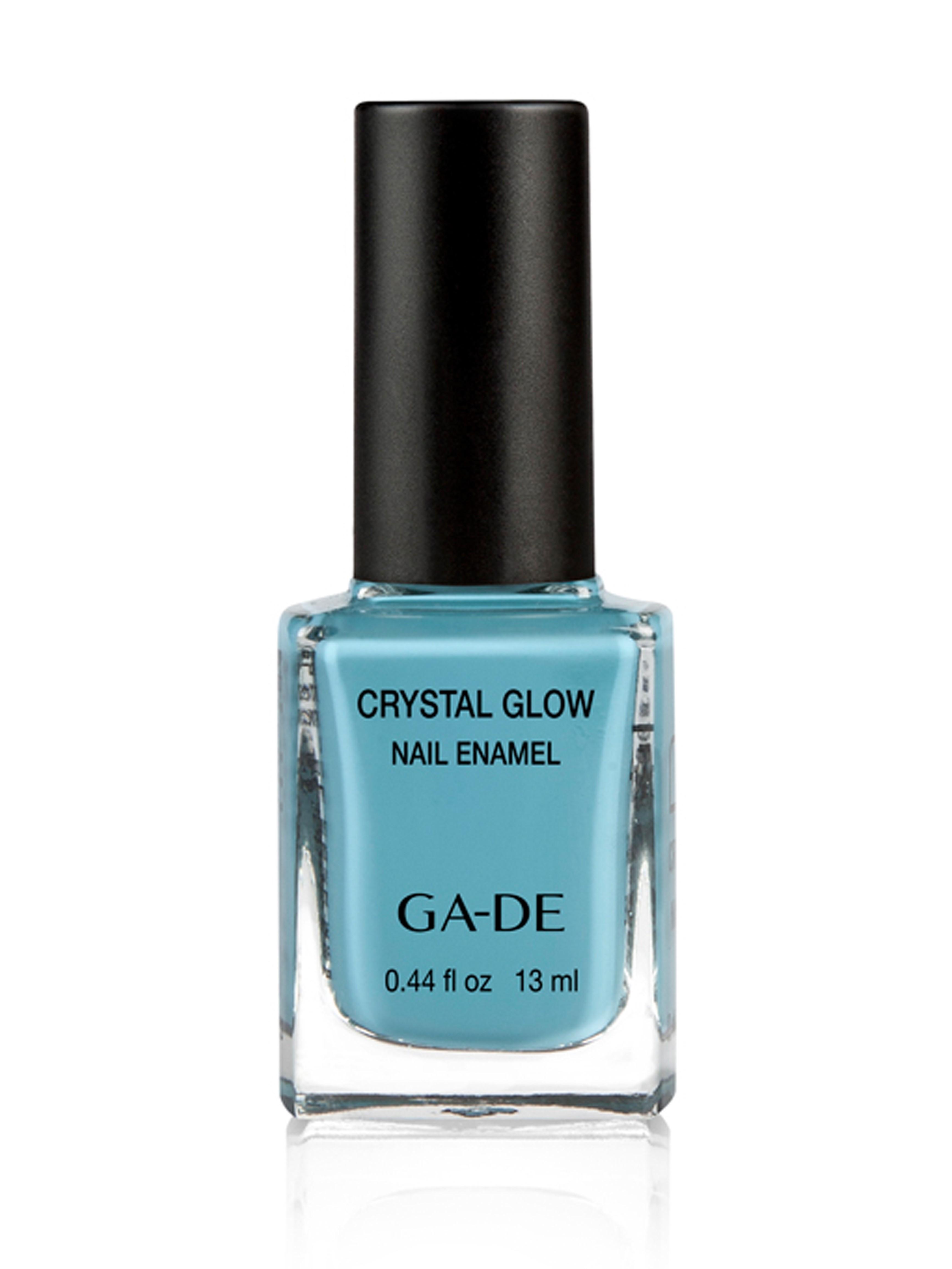 GA-DE Лак для ногтей № 504 / CRYSTAL GLOW 13 мл