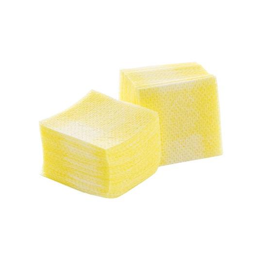 Купить IRISK PROFESSIONAL Салфетки безворсовые 4 х 4 см, 05 желтые 750 шт