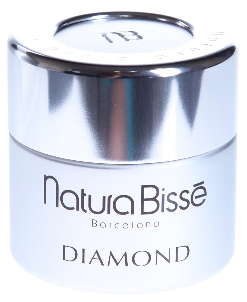 NATURA BISSE Гель-крем био-восстанавливающий против старения для жирной кожи / Gel-Cream DIAMOND 50млКремы<br>Свежий, не содержащий жиров гель-крем Diamond восстанавливает упругость и эластичность кожи, питает ее, уменьшает видимые признаки старения, оказывает успокаивающее воздействие. Благодаря своей абсолютно новой уникальной формуле, содержащей тщательно подобранную композицию из двенадцати активных компонентов, Diamond Gel Cream подарит коже бесподобный уход. Он сокращают морщины, восстанавливает и оживляет кожу, обеспечивает продолжительный эффект лифтинга, укрепляя, омолаживая и защищая кожу. Diamond Gel Cream   великолепная основа под макияж в течение дня, максимальное питание и восстановление кожи ночью. Активные ингредиенты (состав): Water (Aqua), Propylene Glycol, Cyclopentasiloxane, Alcohol Denat., Glycerin, Pisum Sativum (Pea) Extract, Butyrospermum Parkii (Shea) Butter, Hydrolyzed Soy Protein, Hydrolyzed Collagen, Artemia Extract, Vitis Vinifera (Grape) Seed Extract, Aesculus Hippocastanum (Horse Chestnut) Seed Extract, Panthenol, Sodium Ursolate, Sodium Oleanolate, Yeast (Faex) Extract, Sodium Carboxymethyl Beta-Glucan, Saccharomyces/Magnesium Ferment, Saccharomyces/Iron Ferment, Saccharomyces/Copper Ferment, Saccharomyces/Silicon Ferment, Saccharomyces/Zinc Ferment, Palmitoyl Hydroxypropyltrimonium Amylopectin/Glycerin Crosspolymer, Hydrogenated Lecithin, Ammonium Glycyrrhizate, Zinc Gluconate, Caffeine, Ascorbic Acid, Tocopherol, Polyacrylamide, C13-14 Isoparaffin, Dimethiconol, Triethanolamine, Acrylates/C10-30 Alkyl Acrylate Crosspolymer, Laureth-7, Disodium EDTA, Sodium Citrate, Citric Acid, Biotin, Cyclohexasiloxane, Lauryl PEG/PPG-18/18 Methicone, Chlorphenesin, Hydroxyisohexyl 3-Cyclohexene Carboxaldehyde, Niacinamide, Potassium Sorbate, Sorbic Acid, Methylparaben, Ethylparaben, Butylparaben, Propylparaben, Fragrance (Parfum), Linalool, Coumarin, alpha-Isomethyl Ionone, Caramel, Red 4 (CI 14700). Способ применения: использовать ежедневно, утро