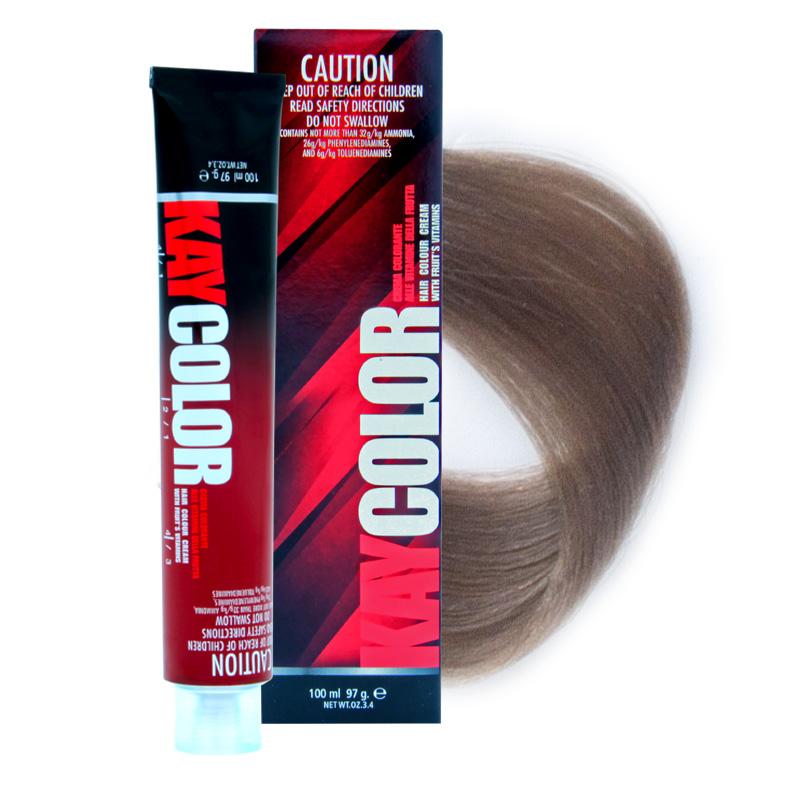 KAYPRO 9.00 краска для волос, светлый блондин натуральный холодный / KAY COLOR 100 мл фото