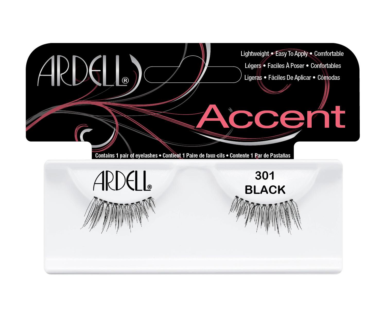 ARDELL Ресницы для внешних краев глаз 301 / Accents Lashes -  Накладные ресницы