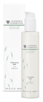 JANSSEN ������� ������ ��� ����������� �������� ���� / Cleansing Milk BIOCOSMETICS 200��