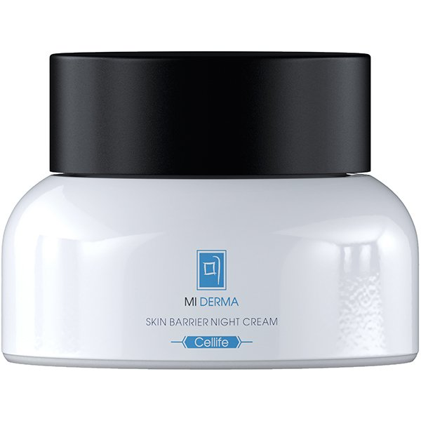 NOLLAM LAB Крем ночной для лица / Mi Derma Cellife Skin Barrier Night Cream 50 мл