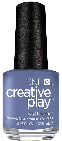 Купить со скидкой CND 454 лак для ногтей / Steel the Show Creative Play 13,6 мл