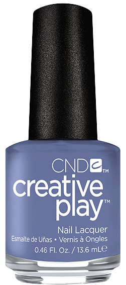 CND 454 лак для ногтей / Steel the Show Creative Play 13,6 мл
