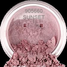 FRESH MINERALS Тени рассыпчатые с минералами для век Sunset / Mineral Loose Eyeshadow 1,5грТени<br>Рассыпчатые тени для век freshMinerals, изготовленные на основе минералов, мягко и красиво украсят глазки. Мелкодисперсные, ложатся равномерно, не скатываются, стойкие. Широкая цветовая палитра дает возможность приобрести понравившийся цвет, выбирая матовые или мерцающие оттенки, которые также можно будет соединить. Рассыпчатые тени прекрасно сочетаются с водой, что делает их более насыщенными и стойкими. Натуральные минеральные тени подходят для чувствительной кожи. Способ применения: совет визажиста: наберите немного рассыпчатых минеральных теней на кисть, наносите на веки прихлопывающими движениями немного втирая в поверхность, так тени не будут осыпаться при нанесении и макияж глаз сохранится в течение всего дня.<br>