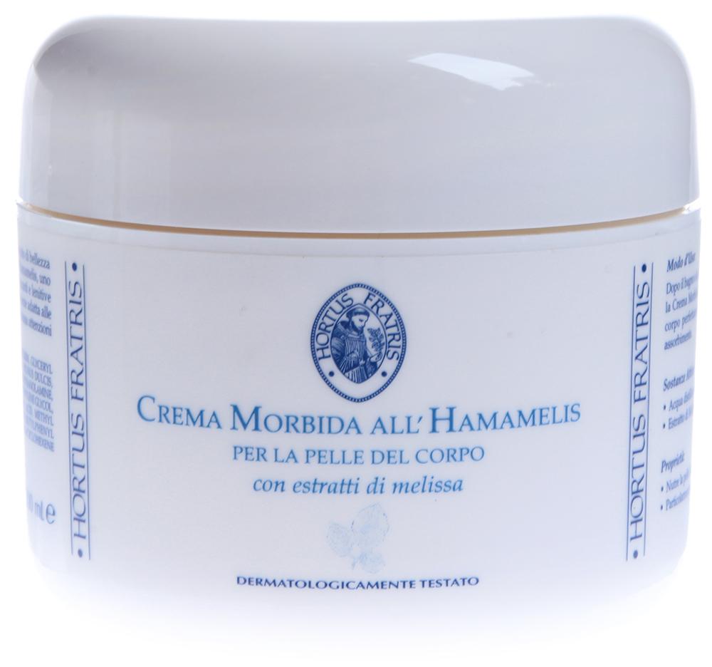 HORTUS FRATRIS Крем для улучшения упругости, эластичности и тонуса кожи тела / CREMA MORBIDA allHAMAMELIS V 200мл