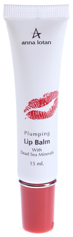 ANNA LOTAN ������� ��� ��� � �������� ���������� / Plumping Lip Balm MAKEUP 15��