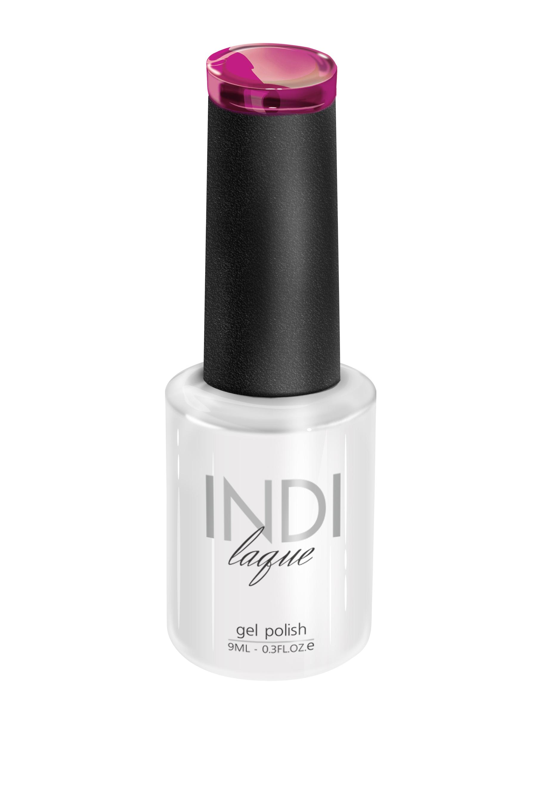 Купить RuNail 3486 гель-лак для ногтей / INDI laque 9 мл, Розовые