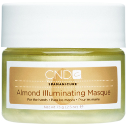 CND Маска сверкающая / Illuminating Masque ALMOND SPA MANICURE 73гр