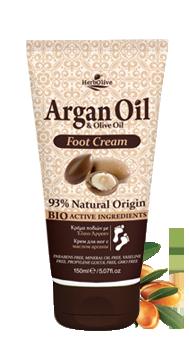 MADIS Крем для ног с маслом арганы / ArganOil 150 мл