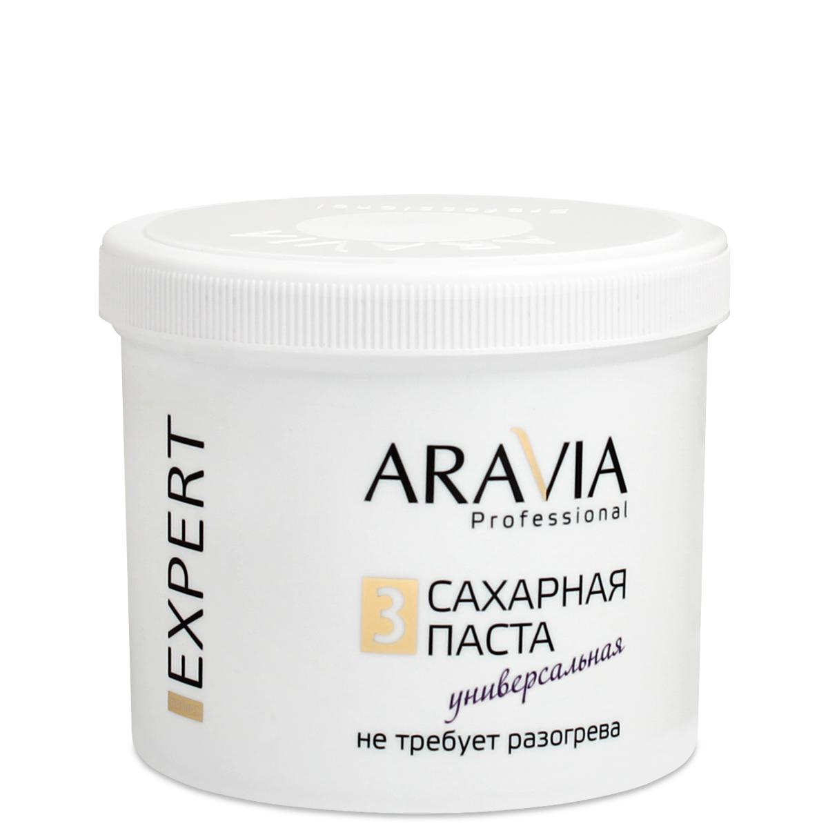 ARAVIA Паста сахарная для депиляции Универсальная / EXPERT 750гр