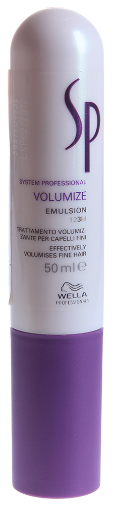 WELLA �������� ��� ������ ������ ����� / SP Volumize emulsion 50��