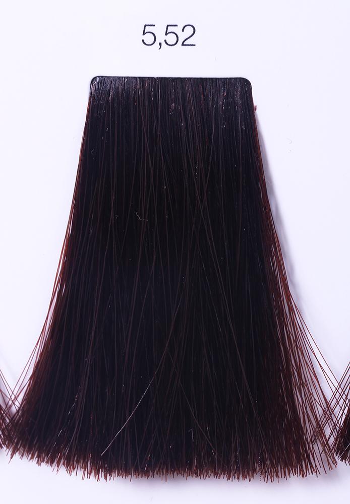 LOREAL PROFESSIONNEL 5.52 краска для волос / ИНОА ODS2 60грКраски<br>INOA - первый краситель, позволяющий достичь желаемых результатов окрашивания, окрашивать тон в тон, осветлять волосы на 3 тона, идеально закрашивает седину и при этом не повреждает структуру волос, поскольку не содержит аммиака. Получить стойкие, насыщенные цвета позволяет инновационная технология Oil Delivery System (ODS) система доставки красителя при помощи масла. Благодаря удивительному действию системы ODS при нанесении, смесь, обволакивая волос, как льющееся масло, проникает внутрь ткани волос, чтобы создать безупречный цвет. Уникальность системы ODS состоит также в ее умении обогащать структуру волоса активными защитными элементами, который предотвращает повреждения и потерю цвета.  После использования красителя окислением без аммиака Inoa 4.20 от LOreal Professionnel волосы приобретают однородный насыщенный цвет, выглядят идеально гладкими, блестящими и шелковистыми, как будто Вы сделали окрашивание и ламинирование за одну процедуру.  Способ применения: Приготовьте смесь из красителя Inoa ODS 2 и Оксидента Inoa ODS 2 в пропорции 1:1. Нанесите смесь на сухие или влажные волосы от корней к кончикам. Не добавляйте воду в смесь! Подержите краску на волосах 30 минут. Затем тщательно промойте волосы до получения чистой, неокрашенной воды.<br><br>Цвет: Корректоры и другие<br>Типы волос: Для всех типов