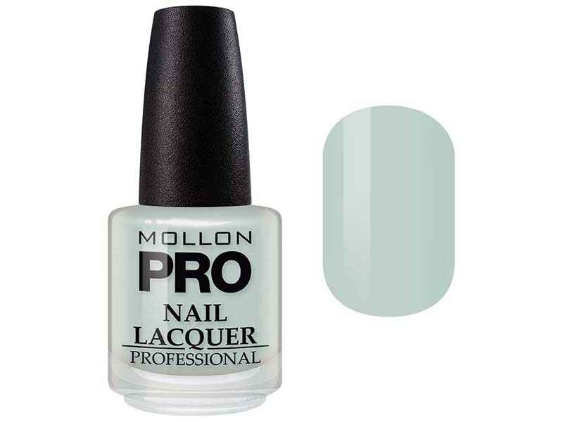 MOLLON PRO ��� ��� ������ � ������������ / Hardening Nail Lacquer 210 15��