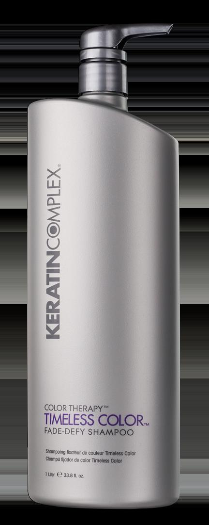 KERATIN COMPLEX Шампунь для поддержания яркости цвета 1000 мл фото