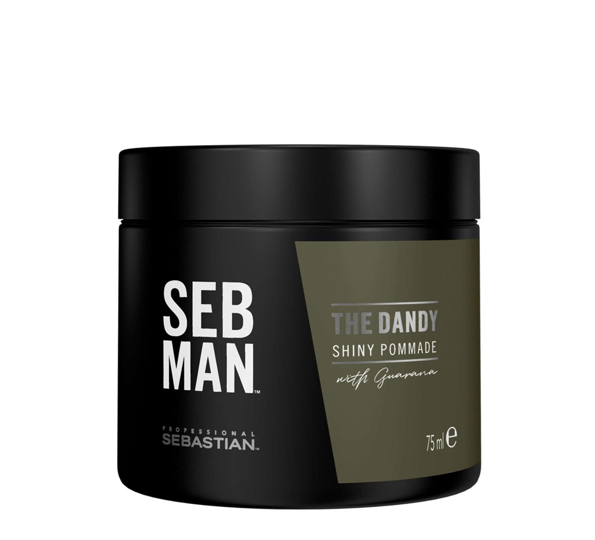Купить SEB MAN Крем-воск для укладки волос легкой фиксации / THE DANDY 75 мл
