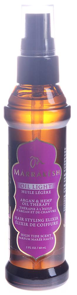 MARRAKESH Масло легкое восстанавливающее и укрепляющее для волос High Tide/Marrakesh Oil Light High Tide 60 мл