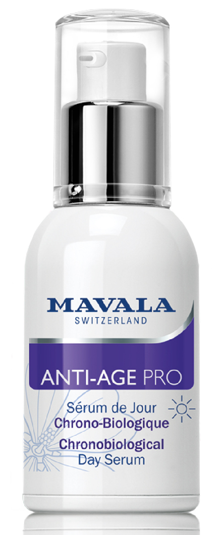 Купить MAVALA Сыворотка хронобиологическая омолаживающая / Anti-Age PRO Chronobiological Day Serum 30 мл