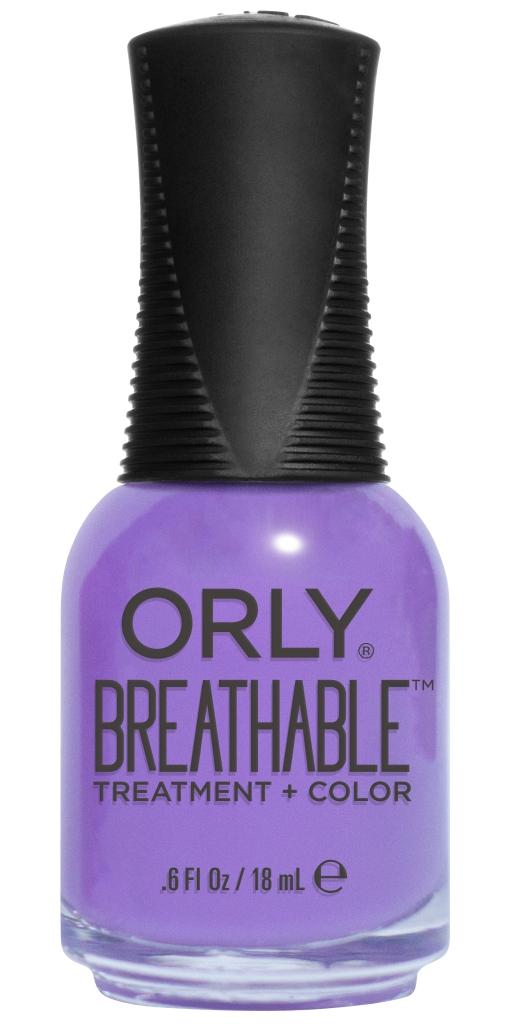 ORLY Уход профессиональный дышащий (цвет) за ногтями 920 FEELING FREE / Breathable 18 мл