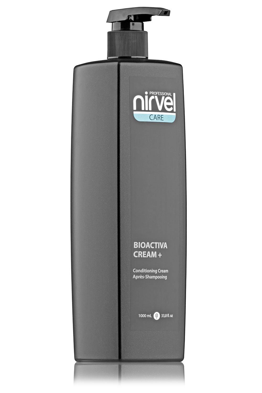 Купить NIRVEL PROFESSIONAL Крем-кондиционер питательный с протеинами пшеницы для всех типов волос / BIOACTIVE CREAM PLUS 1000 мл