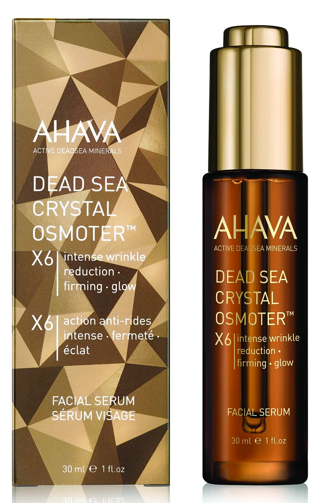 Купить AHAVA Концентрат минералов мертвого моря, сыворотка для лица / Crystal Osmoter 6x Dsoc 30 мл
