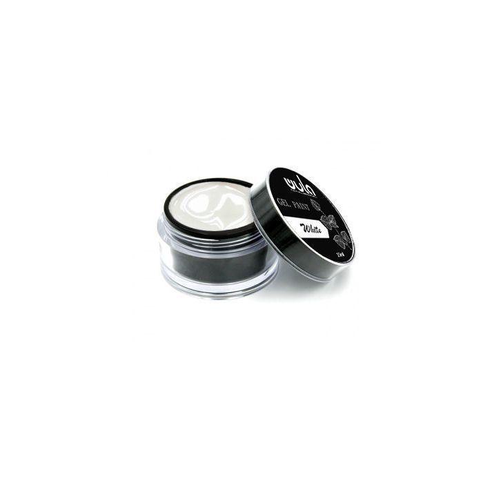 Купить WULA NAILSOUL Гель-краска для ногтей / Wula nailsoul, White 15 мл