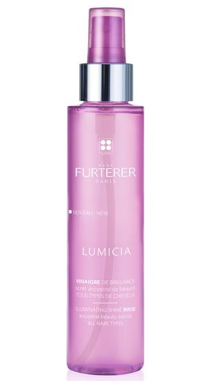 RENE FURTERER Ополаскиватель для придания блеска волосам / Lumicia 150 мл