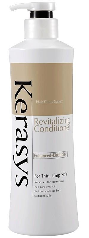 KERASYS Кондиционер оздоравливающий для волос / HAIR CLINIC 400 мл