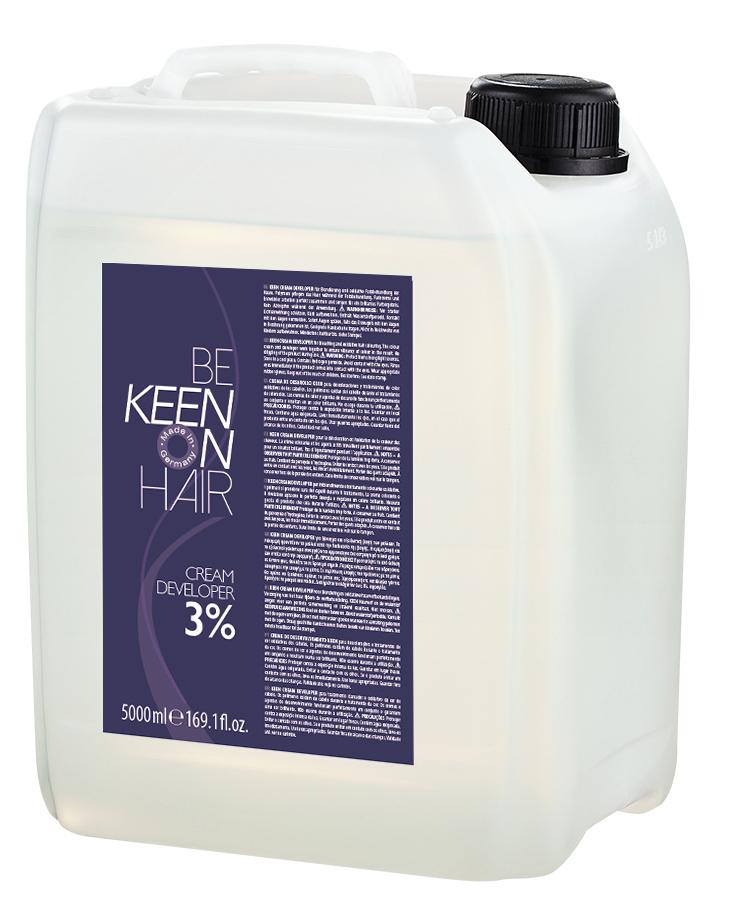 Keen крем-окислитель 3% / cream developer