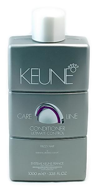 KEUNE Кондиционер для кудрявых и непослушных волос Кэе Лайн / CL CONTROL CONDITIONER 1000мл keune кондиционер спрей 2 фазный для кудрявых волос кэе лайн cl control 2 phase spray 400мл