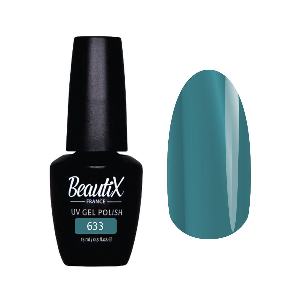 BEAUTIX 633 гель-лак для ногтей 15 мл