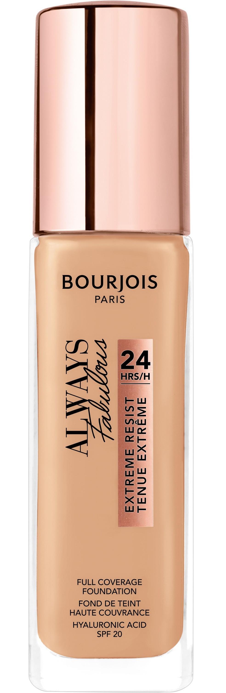 Купить BOURJOIS Крем тональный для лица 420 / Always Fabulous Full Coverage Foundation 30 мл