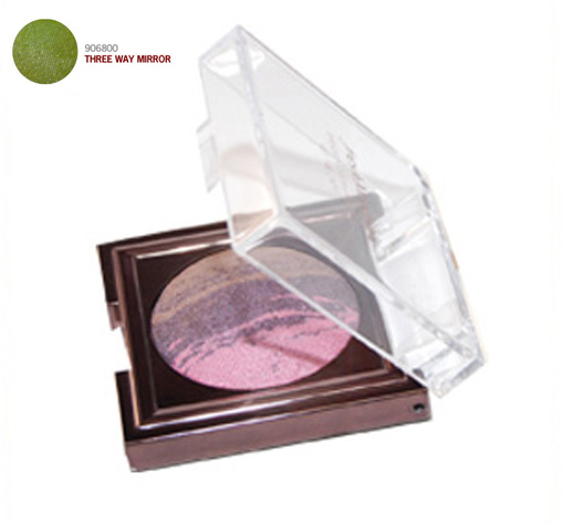 FRESH MINERALS Тени запеченые для век Three Way Mirror / Baked Eyeshadow 2,5гр