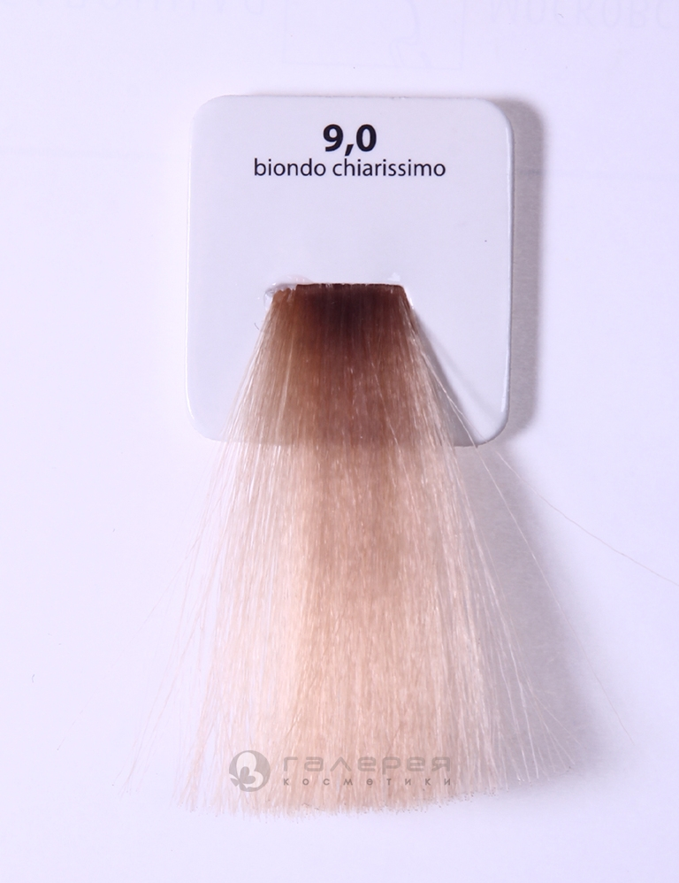 KAARAL 9.0 краска для волос / Sense COLOURS 100млКраски<br>9.0 очень светлый блондин Перманентные красители. Классический перманентный краситель бизнес класса. Обладает высокой покрывающей способностью. Содержит алоэ вера, оказывающее мощное увлажняющее действие, кокосовое масло для дополнительной защиты волос и кожи головы от агрессивного воздействия химических агентов красителя и провитамин В5 для поддержания внутренней структуры волоса. При соблюдении правильной технологии окрашивания гарантировано 100% окрашивание седых волос. Палитра включает 93 классических оттенка. Способ применения: Приготовление: смешивается с окислителем OXI Plus 6, 10, 20, 30 или 40 Vol в пропорции 1:1 (60 г красителя + 60 г окислителя). Суперосветляющие оттенки смешиваются с окислителями OXI Plus 40 Vol в пропорции 1:2. Для тонирования волос краситель используется с окислителем OXI Plus 6Vol в различных пропорциях в зависимости от желаемого результата. Нанесение: провести тест на чувствительность. Для предотвращения окрашивания кожи при работе с темными оттенками перед нанесением красителя обработать краевую линию роста волос защитным кремом Вaco. ПЕРВИЧНОЕ ОКРАШИВАНИЕ Нанести краситель сначала по длине волос и на кончики, отступив 1-2 см от прикорневой части волос, затем нанести состав на прикорневую часть. ВТОРИЧНОЕ ОКРАШИВАНИЕ Нанести состав сначала на прикорневую часть волос. Затем для обновления цвета ранее окрашенных волос нанести безаммиачный краситель Easy Soft. Время выдержки: 35 минут. Корректоры Sense. Используются для коррекции цвета, усиления яркости оттенков, создания новых цветовых нюансов, а также для нейтрализации нежелательных оттенков по законам хроматического круга. Содержат аммиак и могут использоваться самостоятельно. Оттенки: T-AG - серебристо-серый, T-M - фиолетовый, T-B - синий, T-RO - красный, T-D - золотистый, 0.00 - нейтральный. Способ применения: для усиления или коррекции цвета волос от 2 до 6 уровней цвета корректоры добавляются в краситель по Правилу пятна