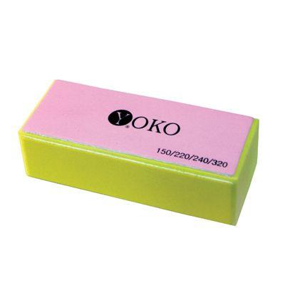 YOKO Блок желтый 150/220/240/320
