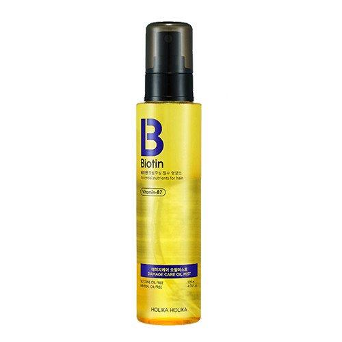 """HOLIKA HOLIKA Флюид (мист) масляный для волос """"Биотин"""" / Biotin Damagecare Oil mist 120мл"""