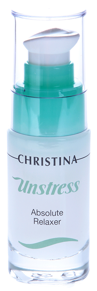 "CHRISTINA ��������� ��� ���������� ������ ""�������"" / Absolute Relaxer UNSTRESS 30��"