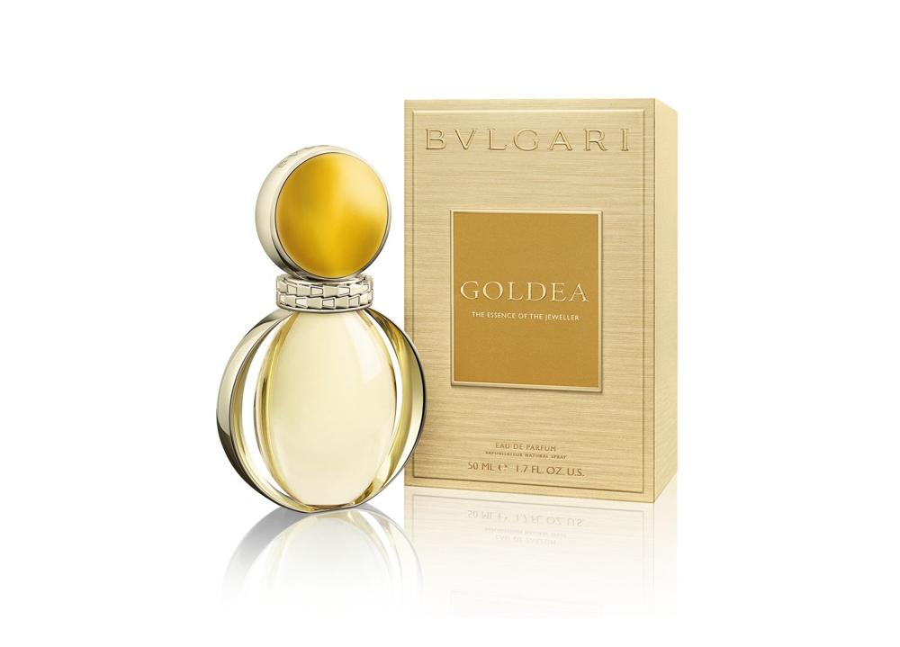 Купить BVLGARI Вода парфюмерная женская Bvlgari Goldea 50 мл