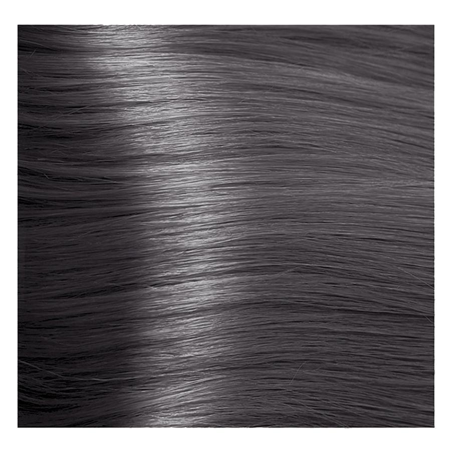 KAPOUS 8.18 крем-краска для волос / Hyaluronic acid 100млКраски<br>Светлый блондин лакричный Новая революционная формула красителя включает в состав низкомолекулярную гиалуроновую кислоту и инновационный ухаживающий комплекс, которые обеспечивают максимальное увлажнение, сохранение и восстановление структуры волос при окрашивании. Гиалуроновая кислота выполняет функцию межклеточного «цемента» заполняя клеточный матрикс волос. Обладает способностью притягивать огромное количество молекул воды, тем самым максимально увлажняя волосы в процессе окрашивания, так же она является отличным проводником для микропигментов красителя. Креатин – это аминокислота, которая является строительным материалам для поврежденных участков кортекса и кутикулы волос. Укрепляет, восстанавливает и защищает волосы в процессе окрашивания. Пантенол – провитамин В5, помогает восстановить поврежденные участки волосы после окрашивания заполняя все участки, делая его гладким. Обволакивает каждый волос пленкой, которая добавляет до 10%-20% объема (диаметра волос). После многочисленных исследований специалистами лаборатории был создан уникальный по своему действию комплекс: HAPS (Hyaluronic Acid Pigments System), который был взят за основу нового красителя. Состав: AQUA (WATER), CETEARYL ALCOHOL, PROPYLENE GLYCOL, OLEYL ALCOHOL, OLEIC ACID, CETEARETH-30, CETEARETH-3, ETHANOLAMINE, SORBITOL, CETEARETH-20, AMMONIA, SODIUM LAURYL SULFATE, GLYCERYL STEARATE, POLYQUATERNIUM-22, BEHENTRIMONIUM CHLORIDE, HYDROXYPROPYL GUAR HYDROXYPROPYLTRIMONIUM CHLORIDE, TETRASODIUM EDTA, ASCORBIC ACID, SODIUM METABISULFITE, CREATINE, PALMITOYL MYRISTYL SERINATE, GLYCERIN, PEG-8/SMDI COPOLYMER, PEG-8, SODIUM POLYACRYLATE, PANTHENOL, LECITHIN, HYDROLYZED SILK, SODIUM HYALURONATE, CYSTINE BIS-PG-PROPYL SILANETRIOL, PARFUM (FRAGRANCE) METHYLCHLOROISOTHIAZOLINONE, METHYLISOTHIAZOLINONE, MAGNESIUM CHLORIDE, MAGNESIUM NITRATE, CITRONELLOL, GERANIOL +/- P-PHENYLENEDIAMINE, 1,5-NAPHTHALENEDIOL, 1-HYDROXYETHYL 4,5-DIAMINO PYRAZOLE S