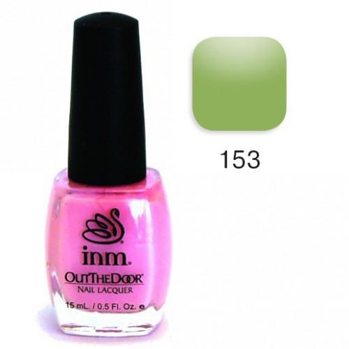 """INM 153 ��� ��� ������ """"Pistachio Ice Cream"""" / OTD Nail Laquer 15��"""
